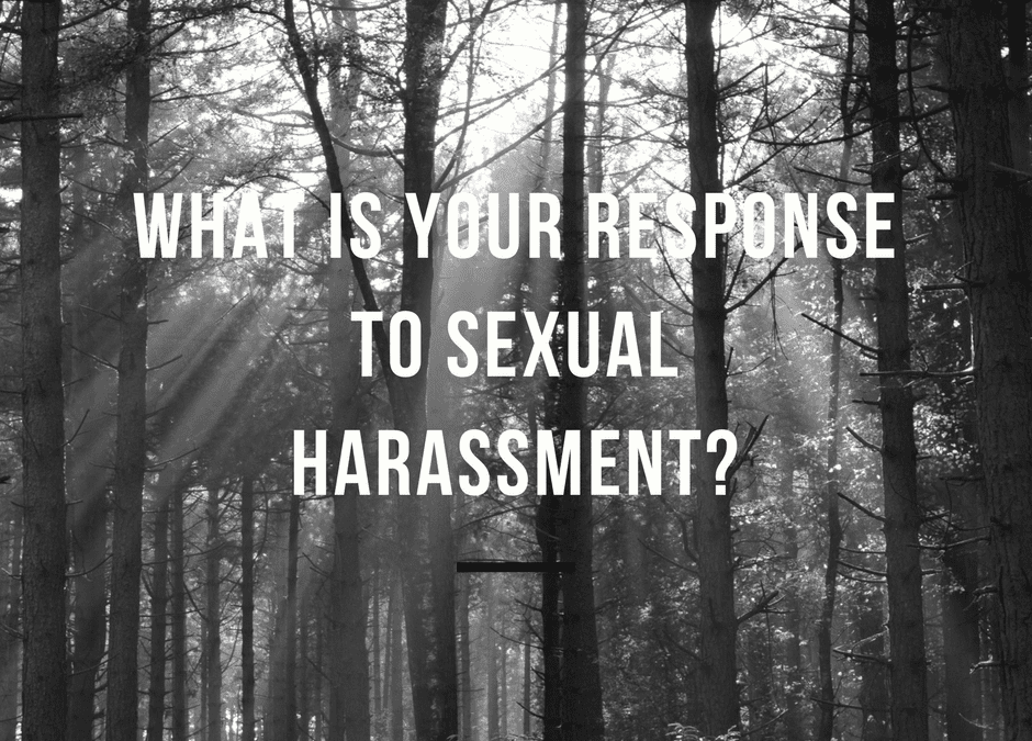 My Experience with Sexual Harassment