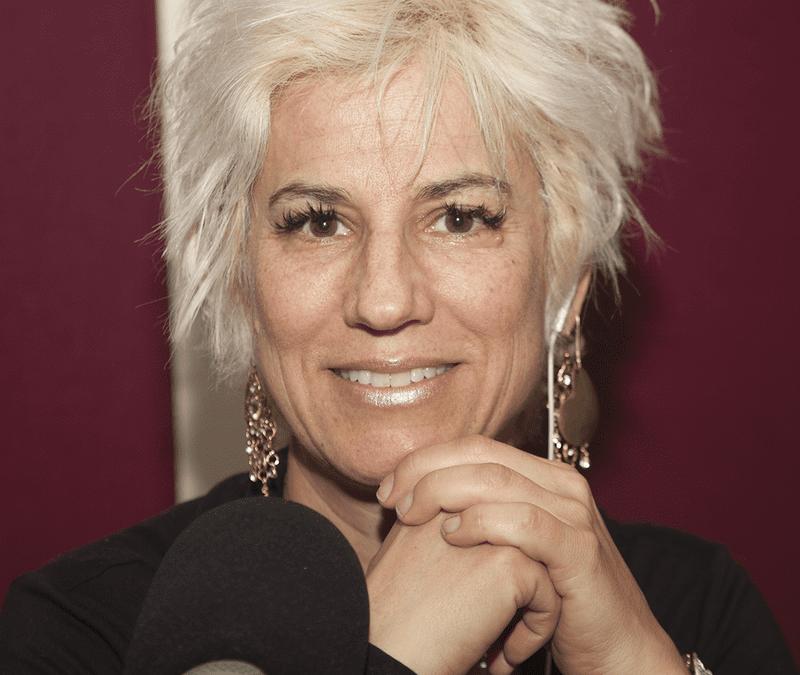 KSFR interview with MK Mendoza