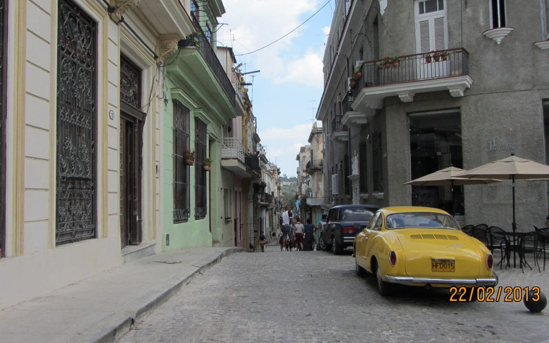 Returning to Cuba: Educational exchange promises new ways to think about mental health interventions